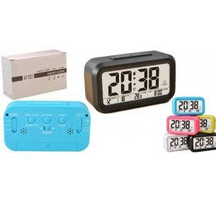Smart LED Alarm Clock
