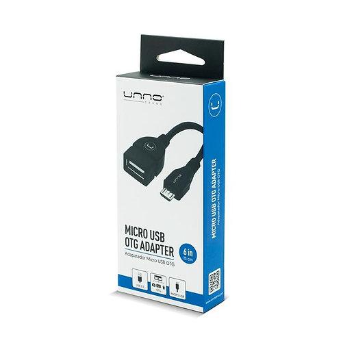 Unno Micro Usb OTG USB Adapter
