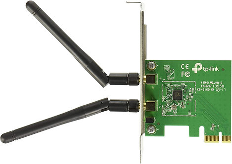 TP-Link N300 PCI-E Wifi Adapter