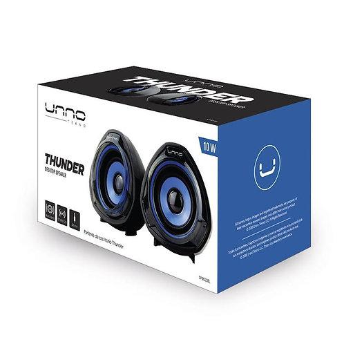 Thunder Stereo USB Speakers