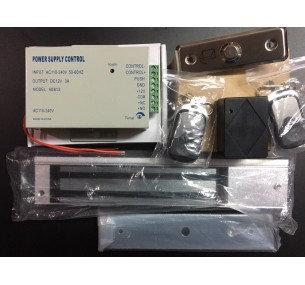 Wireless Mag Door Lock Control Kit #2