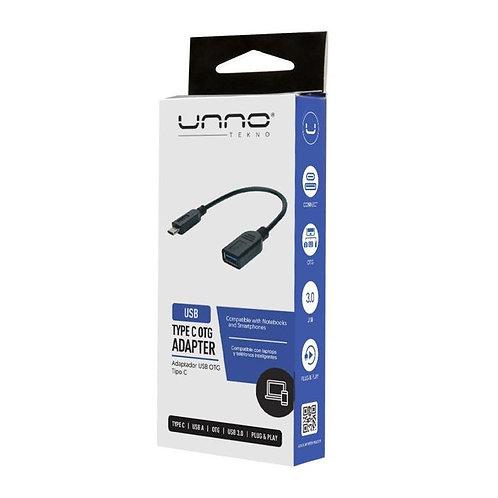 Unno Type C OTG to USB Female