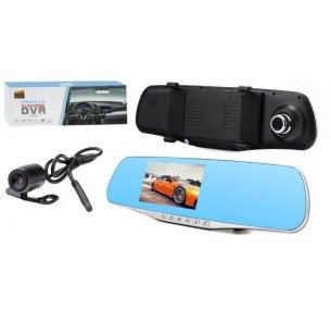 Dual Camera Rearview 1080P Car  Dashcam