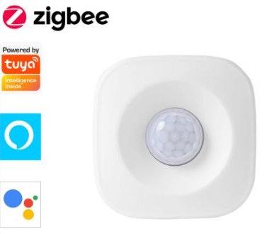 Zigbee Smart PIR Motion Sensor