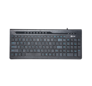 @One EK-650E Wired Multimedia Keyboard