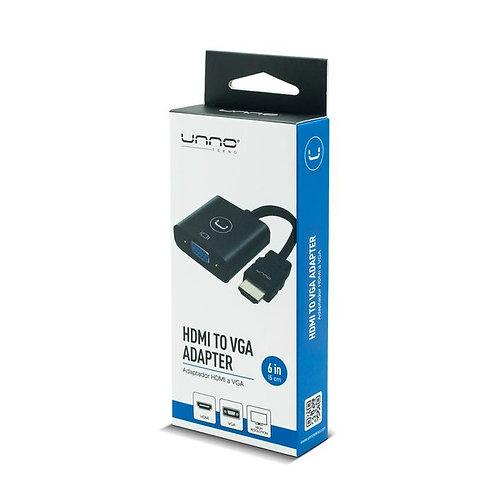 Unno HDMI to VGA Adapter