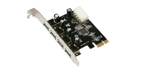 USB 3.0 PCI Express Expansion Card