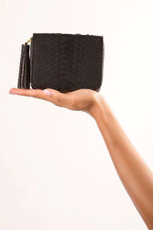 Black Square Wallet