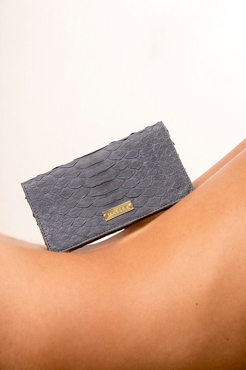 Navy - Navy Large Card Holder