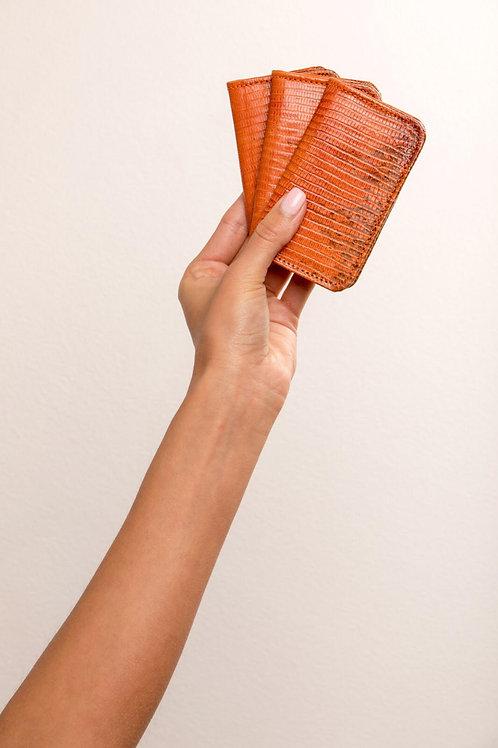 Dark Orange - Red Oyster Card