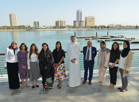Top Business Leaders Discuss Bahrain's Growth Story at the Falak Power Lunch [Press Release]