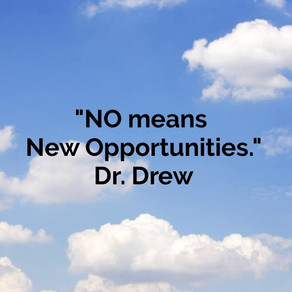 N-O means New Opportunities!