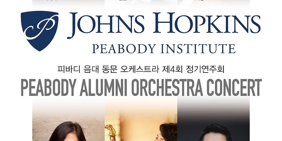 Johns Hopkins, Peabody Alumni Orchestra Concert