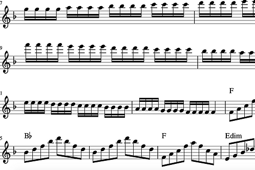 Articulation and Tonguing on the Saxophone