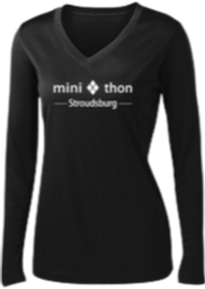 Ladies Athletic Long Sleeve
