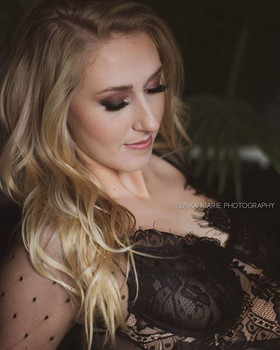 Boudoir sessions coming in hot this mont