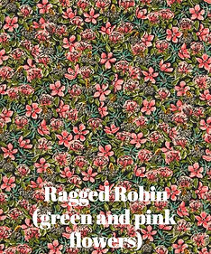 Ragged Robin  Liberty Print Tana Lawn Cotton