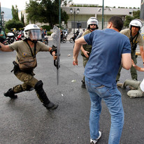 Greece: The Problem of Polarisation in the Fight for Social Change