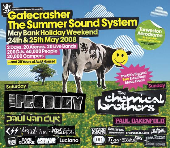 GC Summer Sound System (2008)