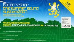 GC Summer Sound System (2007)