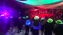 A UV Neon 13th Birthday Extravaganza!
