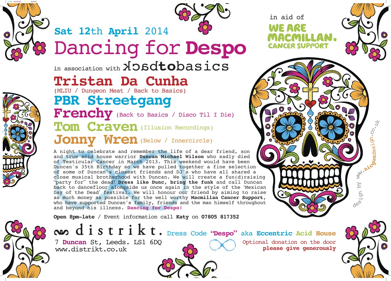 Dancing for Despo - 1 (2014)