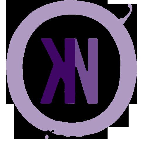 Katy Noble: Events • Marketing • Party Planning circle logo