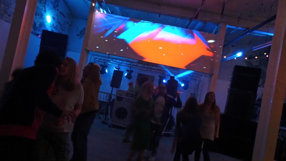 Dancing for Despo - 3 (2016)