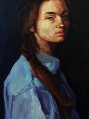 Self-portrait, 2016