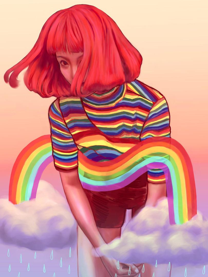 Rainbow Fashion, 2019