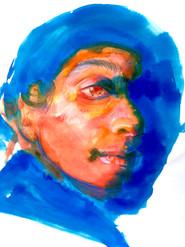 Portrait Nr 12, 2020