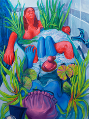 A soak in the Pond, 2021
