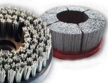 Cepillos para aluminio y aleaciones ligeras