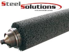 Cepillos para el laminado y tratamiento de bobinas