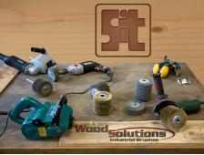 Cepillos para madera y cepilladoras