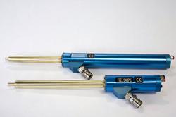La barra de inyección de poliestiren