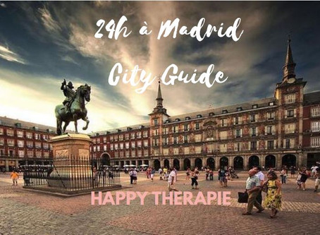 24h à Madrid - City guide