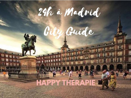 24h à Madrid - City guide