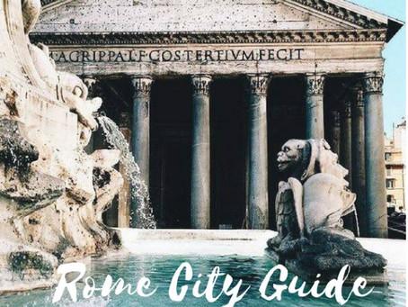 ▪ City guide ▪ Roma