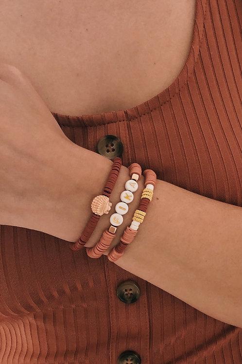 Fika - Set de 3 bracelets