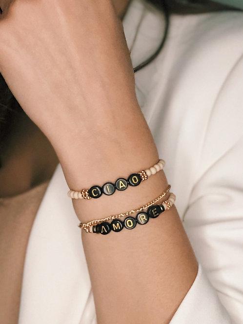 Amore - Set de 2 bracelets