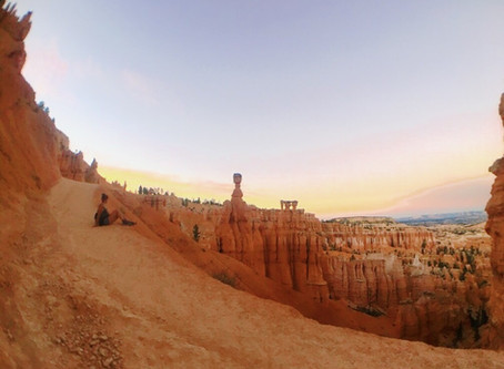 Roadtrip dans l'Ouest Américain - Part 2: du Grand Canyon à Las Vegas