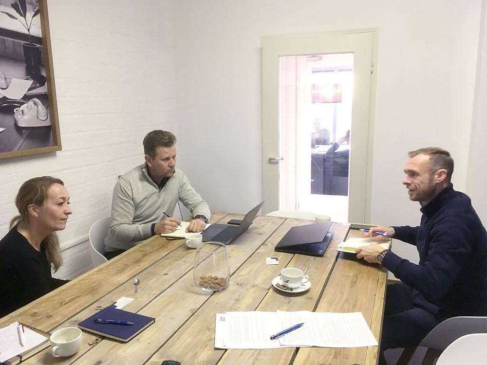 GAan in de Bouw en Weijerseikhout over de opleiding van dakdekkers in 2020