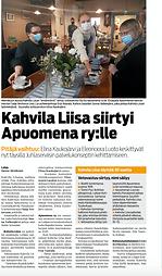 Länsi-Uusimaa 27.1.21 / Hanna Henriksson