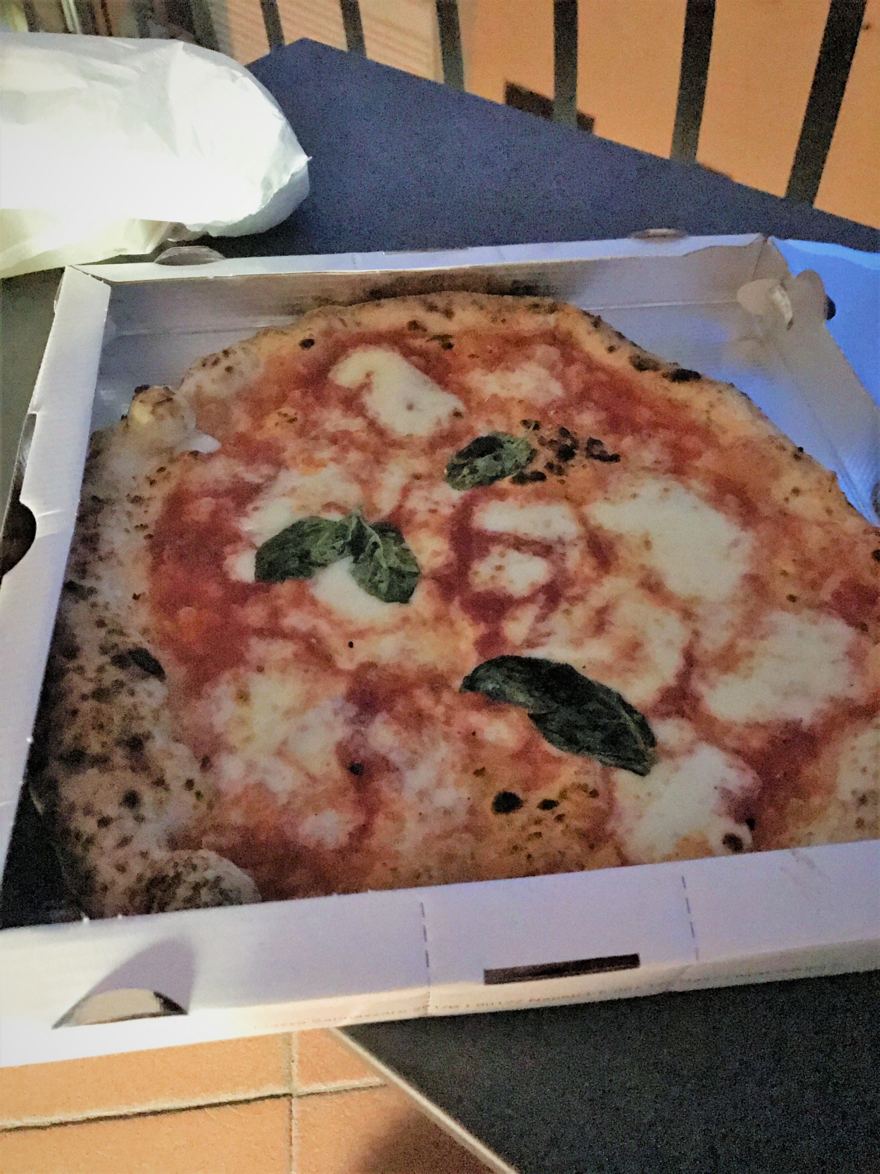 Pizza Blackpool Takeaway Stefanis Pizzeria