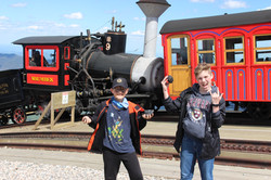 Mt Wash Cog Railway