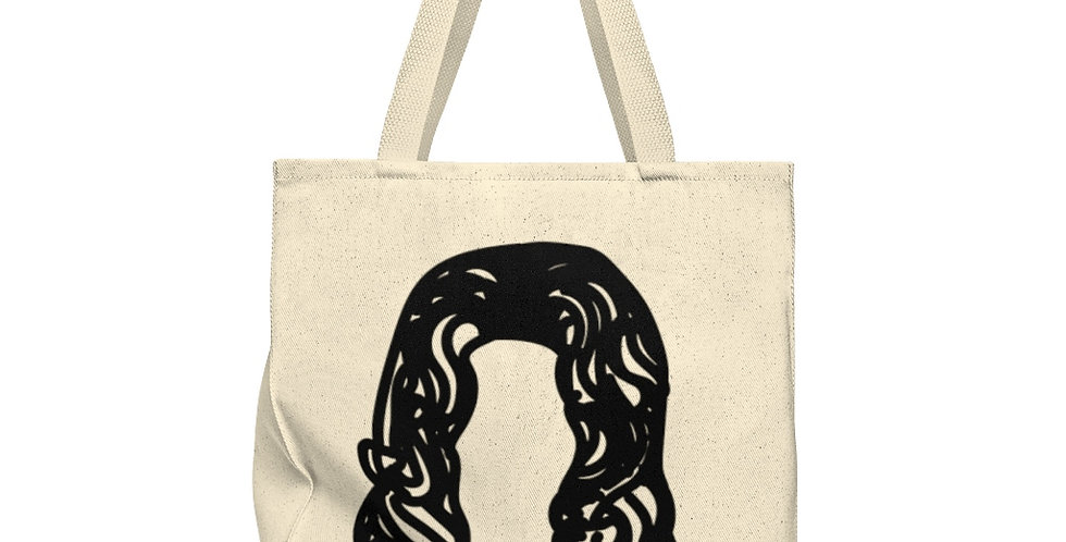 Dolly Tote in Black