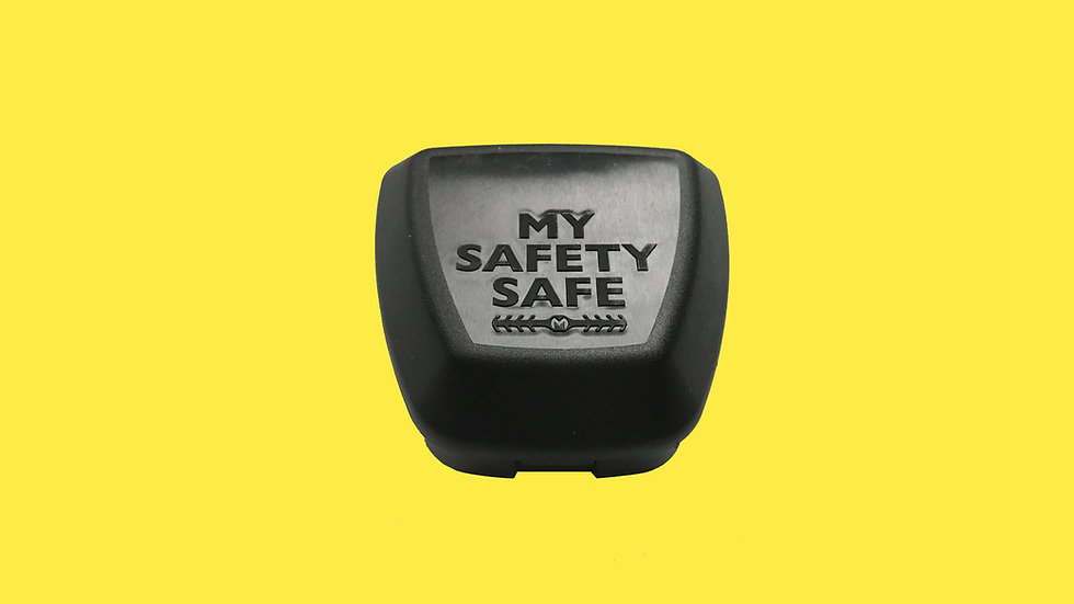MySafetySafe – Aufbewahrungsbox für Maske und Clip