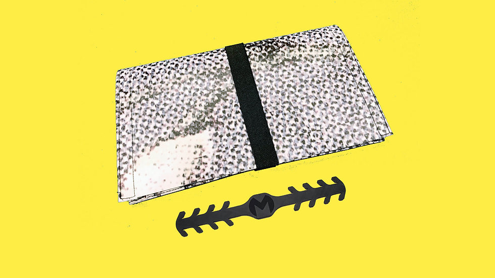 Combo Bag und Clip – Aufbewahrungsbag und Clip
