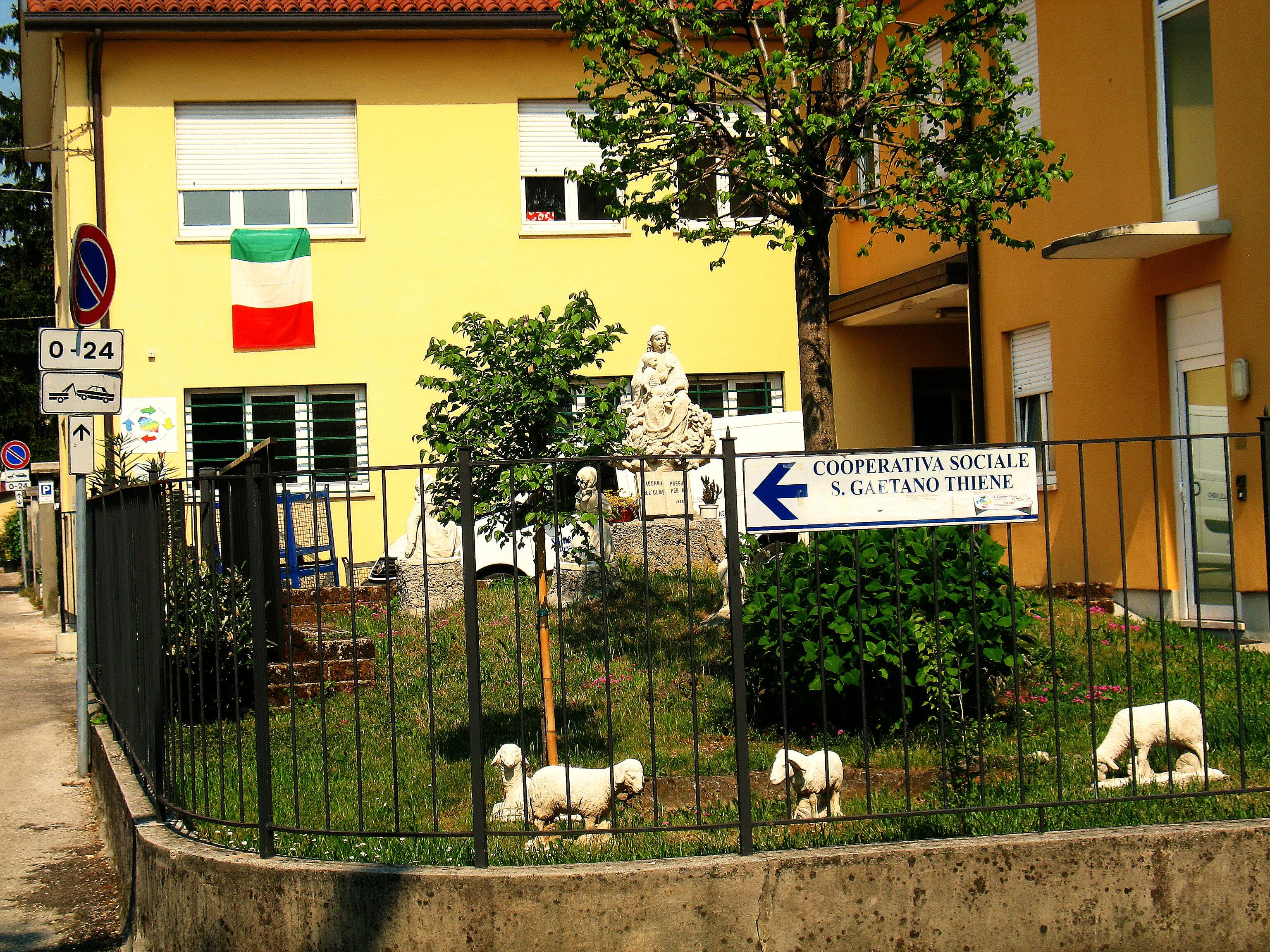 San Gaetano Thiene Coop. Sociale